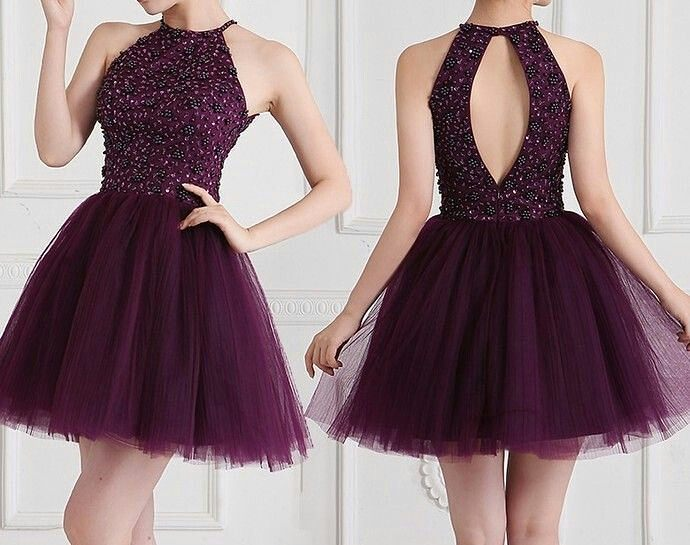 50 Exciting Short Prom Dresses that Can Vouch for 'Less is Mor