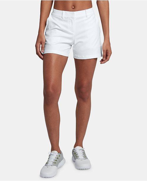 Nike Women's Flex Golf Shorts & Reviews - Women - Macy