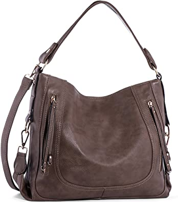 Amazon.com: Handbags for Women,UTAKE Women's Shoulder Bags PU .