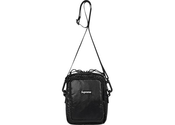 Supreme Shoulder Bag Black - FW
