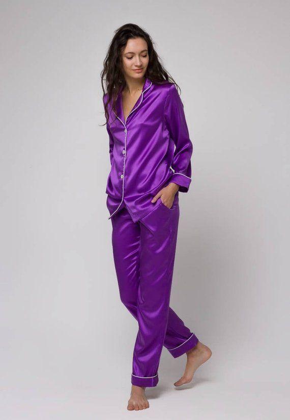 Luxurious and ultimatelly soft ladies premium quality pajama set .