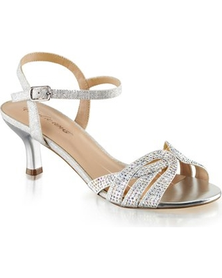 New Sales are Here! 50% Off Womens Kitten Heel Shoes Sparkly .