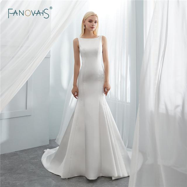 Elegant Simple Wedding Dresses – Fashion dress