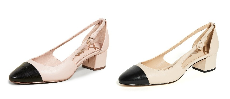 Chanel Slingback Dupes – The Only Guide You'll Need!   BRONDE