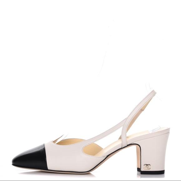 CHANEL Shoes   Slingback   Poshma