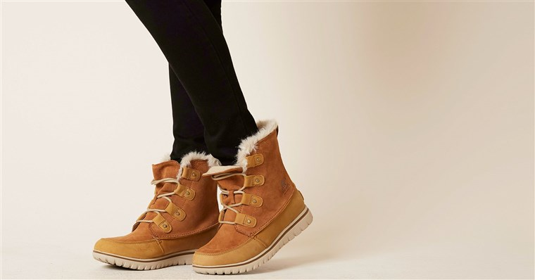 These Sorel boots are the best snow boots 20