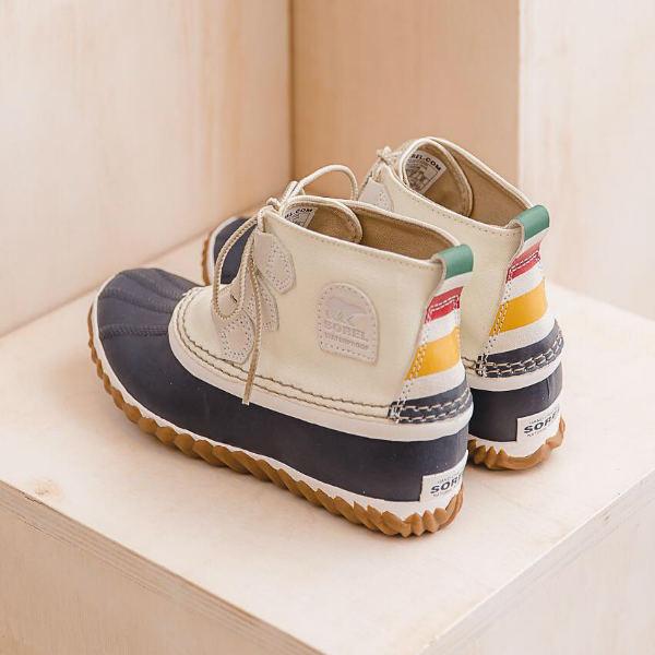 Sorel Water Proof Ankle Boots - MyShoeBaz