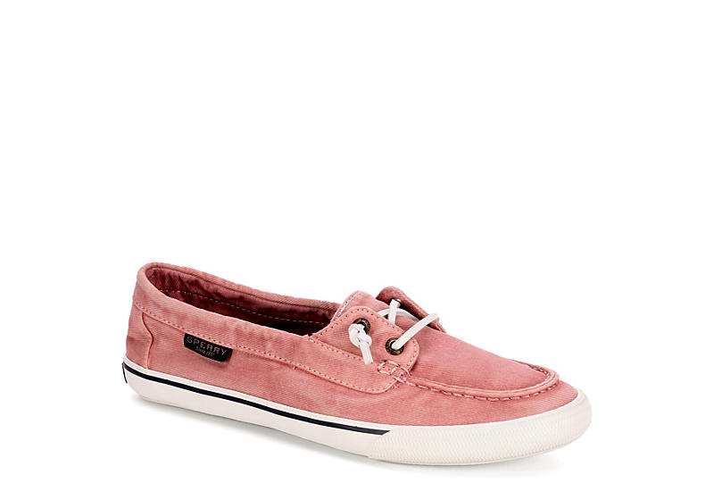 Pink Sperry Lounge Away Women's Boat Shoes | Off Broadway Sho