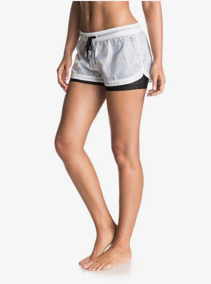 Weellow - Layered Sports Shorts ERJNS03085   Ro