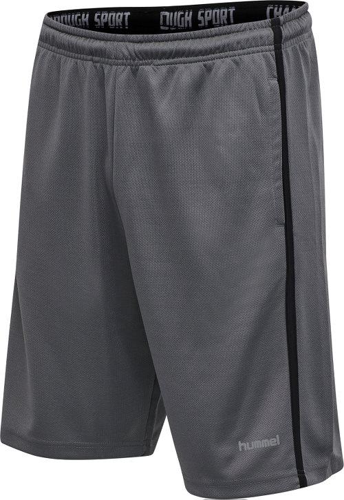 hummel Hmltedon Shorts - Mid Gray   hummel.n