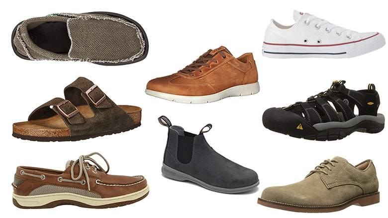 16 Best Men's Summer Casual Shoes for 2018 | Heavy.c
