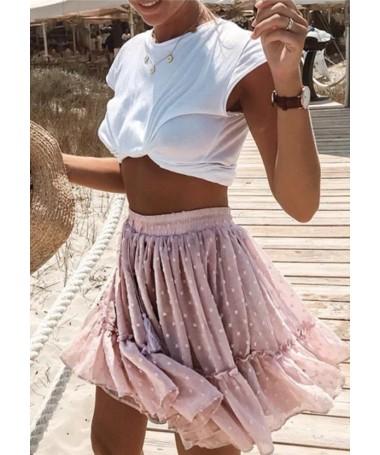 Sexy summer skirt, high waist skirt for beach Compositions: Viscose.