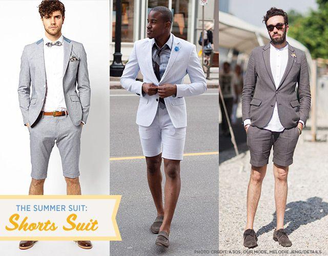 Men's Summer Suits: A Gentleman's Guide   Summer suits, Mens .