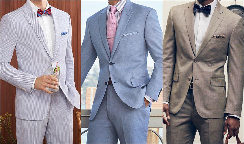 Summer Suits For Men