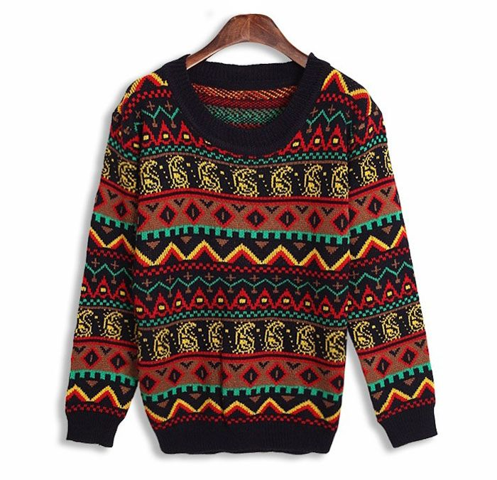 20 Cute Print Sweaters You Must Have for Fall - The Latest Street .