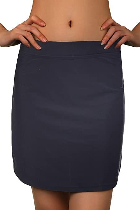 Amazon.com: Micosuza Swim Skirts for Women Bikini Swim Bottoms .