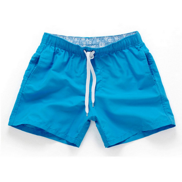 2019 Pocket Quick Dry Swimming Shorts For Men Swimwear Man .