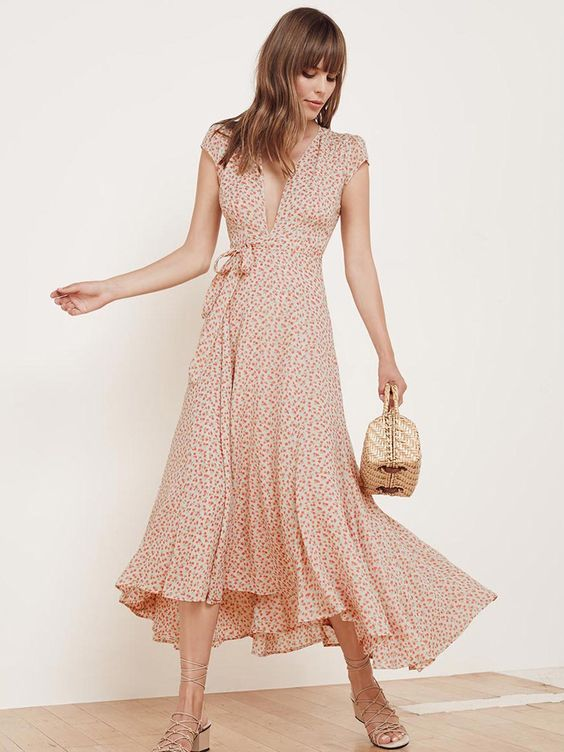 Tea Dresses: The #1 Dress For All Body Types & All Occasions .