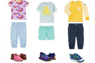 Clothes for your Montessori toddler - so they can get dressed .