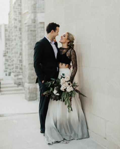 Non-Traditional Wedding Dresses - Los Angeles Wedding Planner .