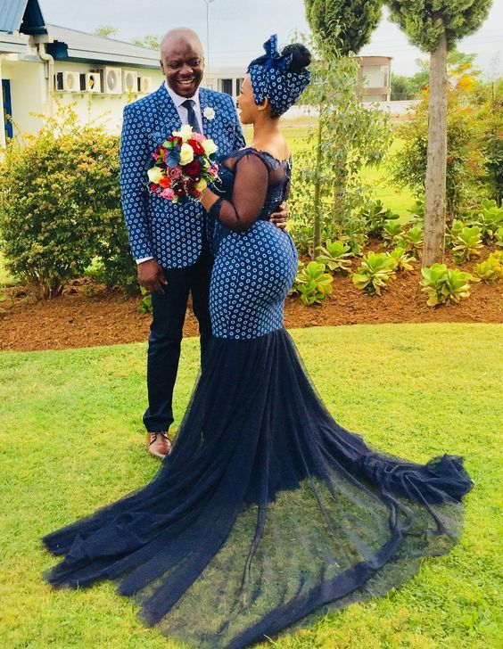 10 Beautiful Traditional Ankara Styles For Couples In 2018 .