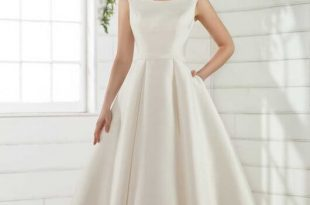 Modest Traditional Wedding Dress | Essense of Australia Wedding Gow