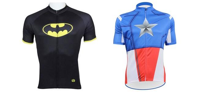 Trendy Cycling Shirts