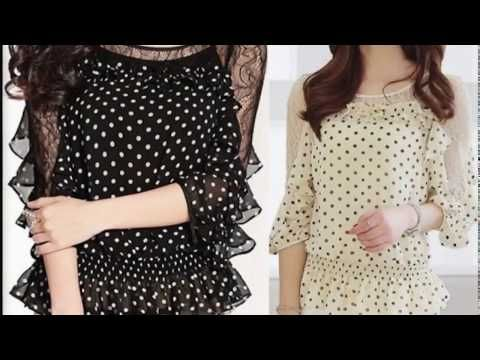 GIRLS STYLISH TOPS FOR JEANS AND TIGHTS || DESIGNERS TOPS FOR .