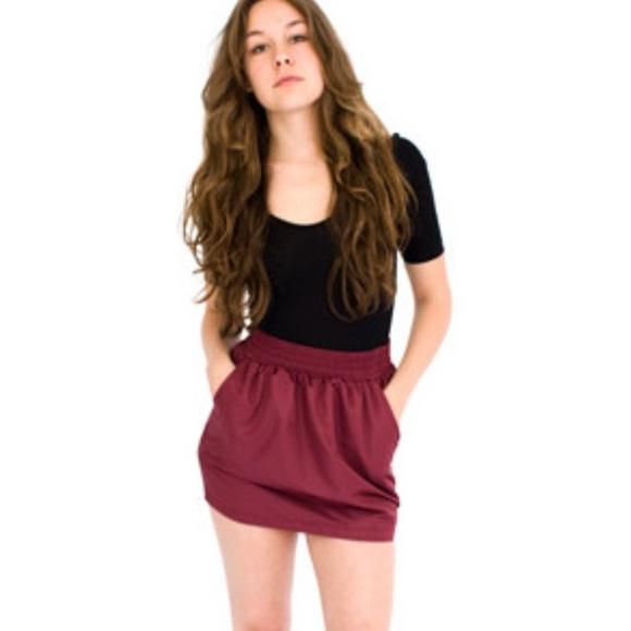 American Apparel Skirts | Nwt Tulip Skirt | Poshma