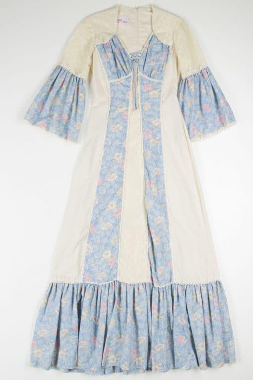 Vintage Prairie Style Dress - Ragsto