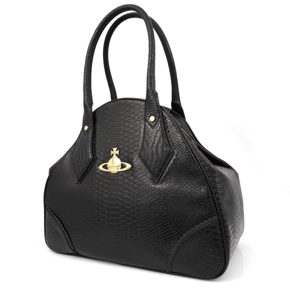 Vivienne Westwood Bags | Snakeskin Bag | Poshma