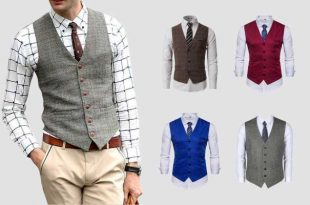 Top Must-Try Waistcoats for Men 2019 - Cool Men Style 20