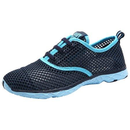 Aleader - ALEADER Women's Quick-dry Aqua Water Shoes - Walmart.com .