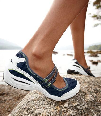 LL Bean water shoes | Gorgeous shoes, Comfy shoes, Women sho