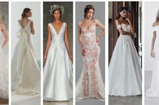 6 Wedding Dress Designers You Need to Put on Your Radar .