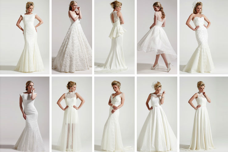 Famous wedding dresses designers you should know abo