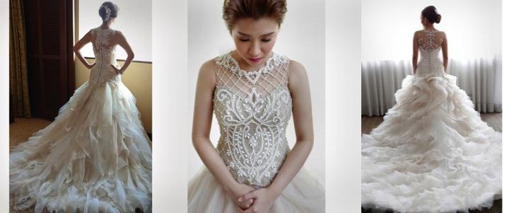 Philippine Wedding Gown Designer – Fashion dress