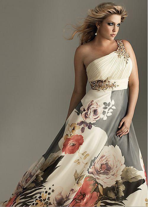 Formal dresses plus size | Plus size party dresses, Plus size prom .
