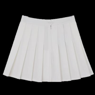 WHITE PLEATED SKIRT · Storeunic · Online Store Powered by Storen