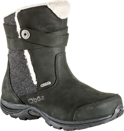 Oboz Madison Mid Insulated Waterproof Winter Boots - Women's | REI .