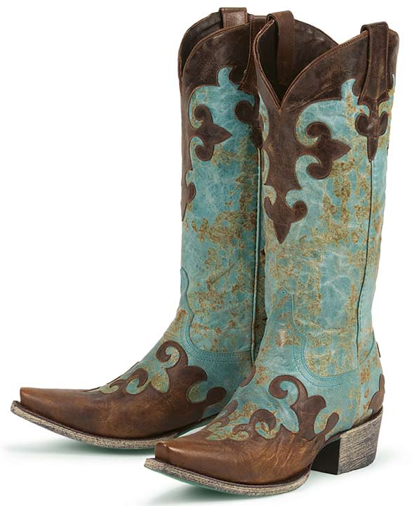 Getting the womens cowboy boots – thefashiontamer.c
