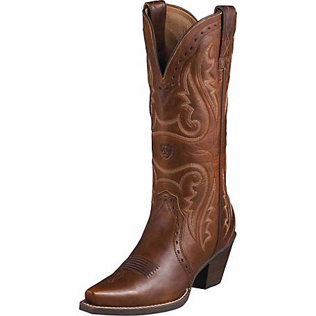 Ariat Women's Western Heritage Cowboy Boot at Tractor Supply C