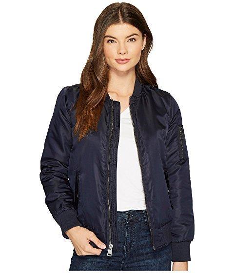 Levi's Flight Women's Bomber Jacket - Navy Blue   Clothese