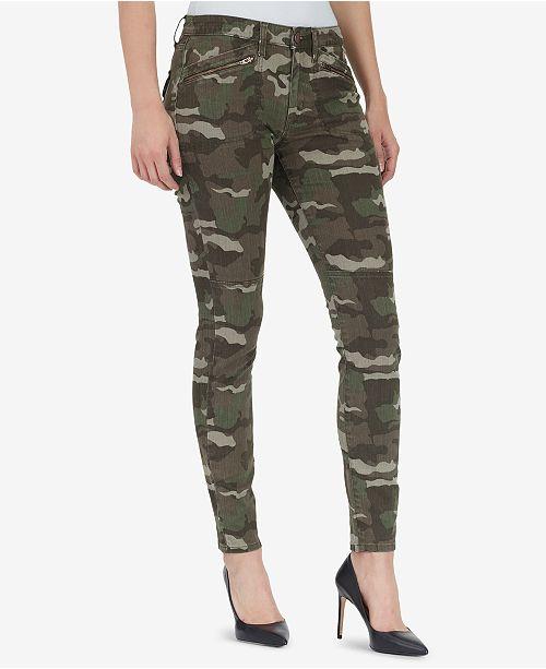 WILLIAM RAST Jane Skinny Camo Cargo Pants & Reviews - Jeans .