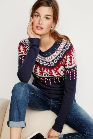 Women's Christmas Jumpers
