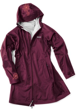 Sherpa Adventure Gear Chakra Rain Jacket - Femmes |  REI Co-
