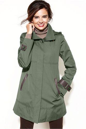 15 Sleek & Stylish Raincoats To Help You Weather The Storm .