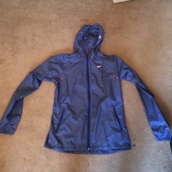 Nike Jackets & Coats   Womens Rain Jacket   Poshma