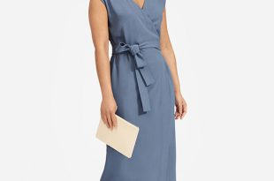 6 Chic Yet Comfortable Work Dresses for Women | Real Simp